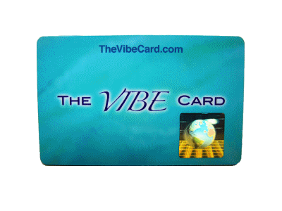 The Vibe Card